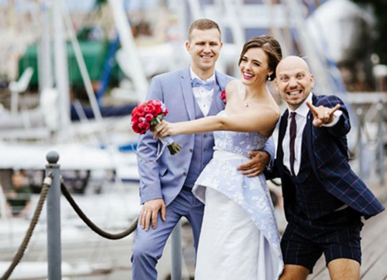 Renginių organizatoriai - vestuves su ziogu